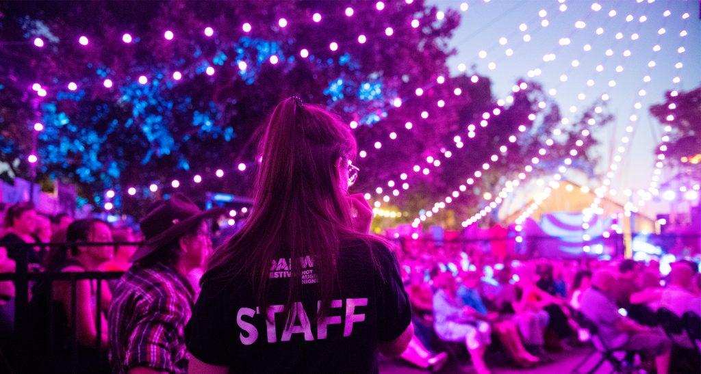 Join the team | Darwin Festival